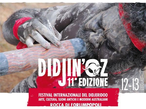 DIDJIN'OZ 11° edizione 11.08.13