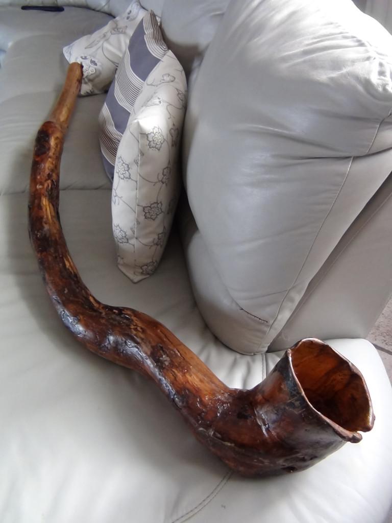 Elm wood D 160 cm