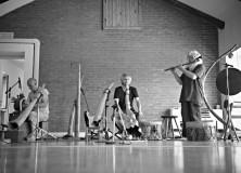 Diario di viaggio 8 giugno 2014 didgeridoo con danza e Tai chi