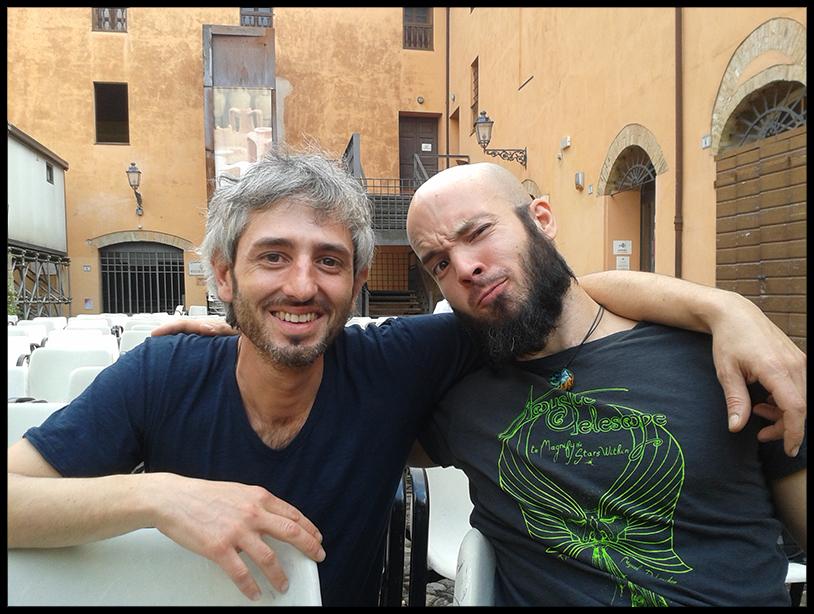 Daniele Pasquero e Dubravko Lapaine