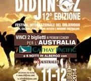 Didjin'Oz Forlimpopoli 2014 diario di viaggio