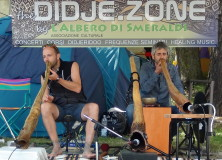 Didgeridoo a FORTISSIMO 2014 Diario di viaggio