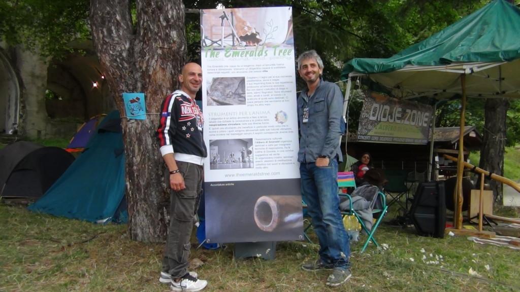 Daniele Pasquero & Antonio Fresolone (The Emeralds Tree)