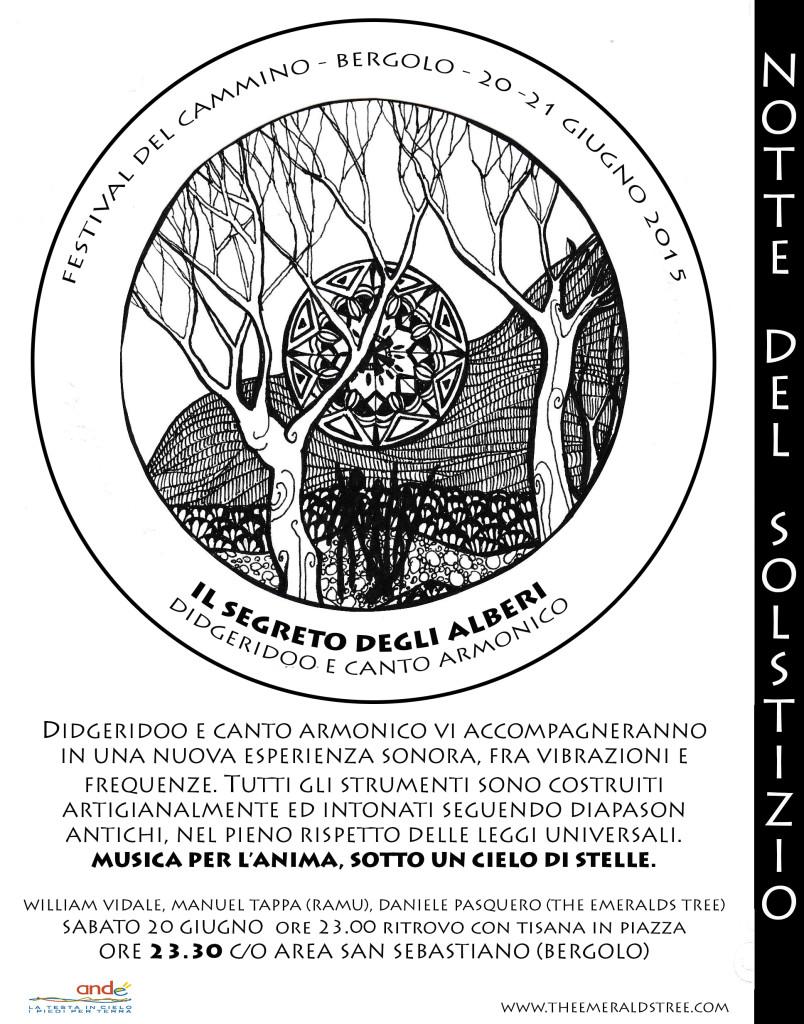 Il Segreto degli alberi 20.06.15