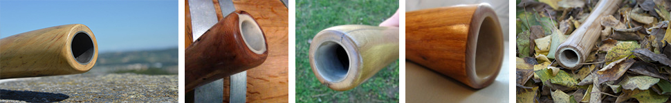 imboccatura didgeridoo mouthpieces