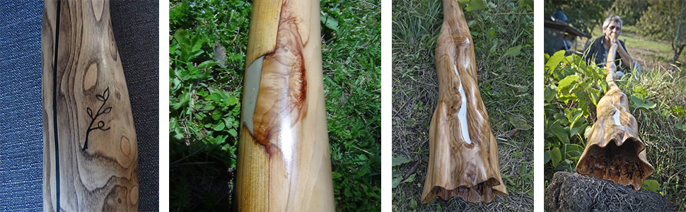 resine didgeridoo how to