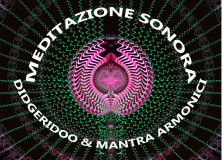 Sound Meditation . Sunday, November 6 Bra Italy didgeridoo & mantra