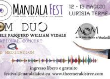 May 12 – 13- Mandala Fest Lurisia Terme Italy