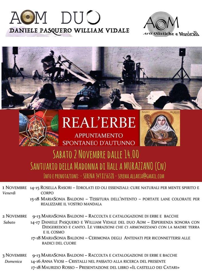 Real Erbe 2 novembre Muravano