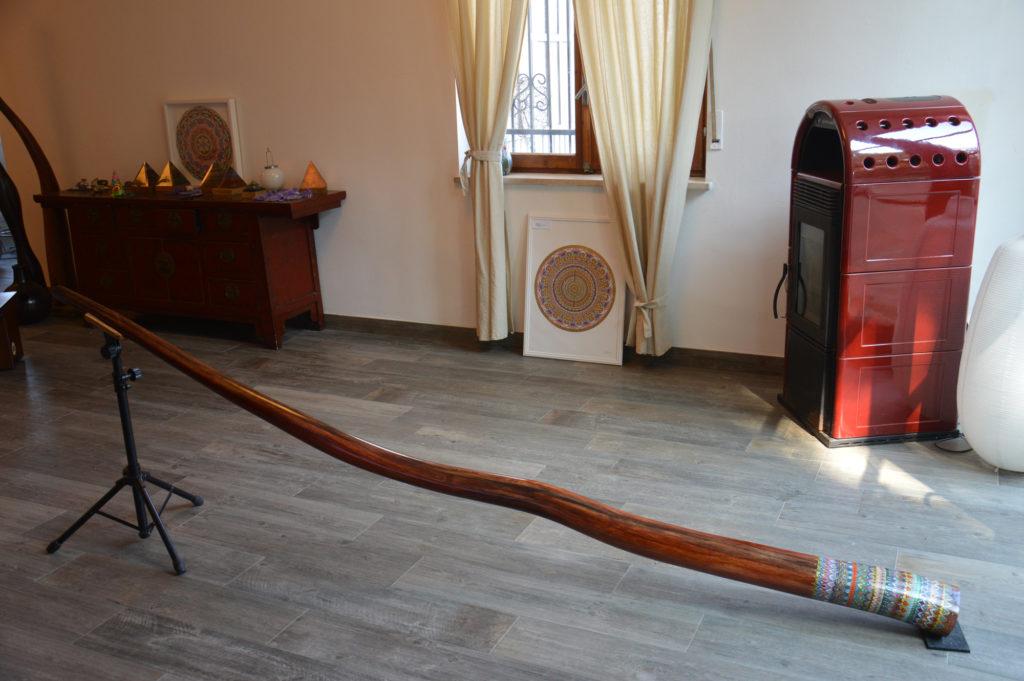 Mandala didgeridoo